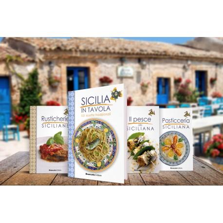 Collezione Sicilia in Tavola